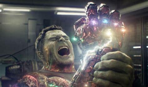 avengers endgame theory hulk brought  original infinity stones  thanos destroyed