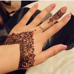 Latest Bridal Full Hand And Feet Mehandi Design 2017