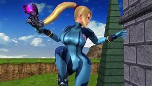 Thicc Zero Suit Samus Outdated Super Smash Bros For