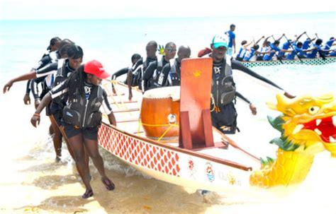 Dragon Boat Racing Trinidad by Dragon Boat Festival Moves To Broadwalk Chaguaramas I955 Fm