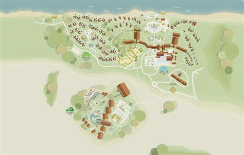 map integrated resort  bali ayana resort  spa bali