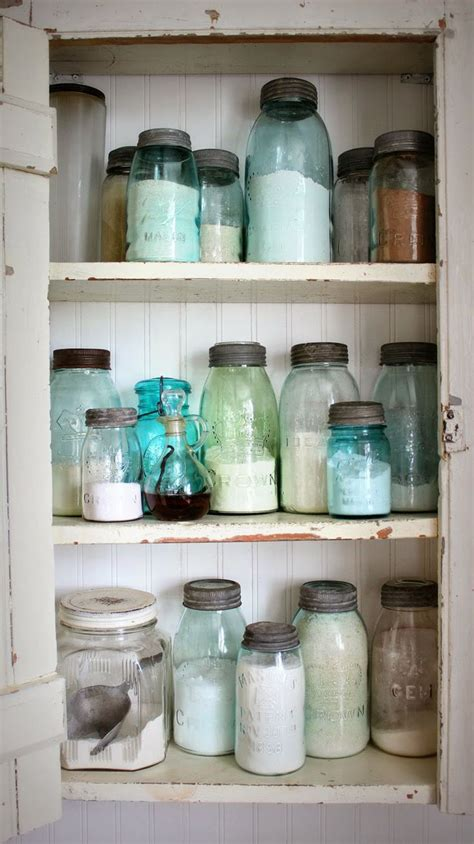 Jars Kitchen Decor by 40 Elements To Utilize When Creating A Farmhouse Kitchen