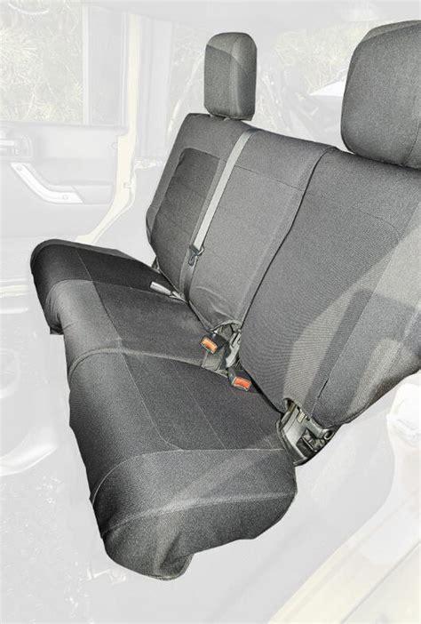 Rugged Ridge (1326604) Elite Ballistic Pro Rear Seat