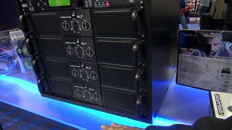 american audio xlt power amplifiers youtube