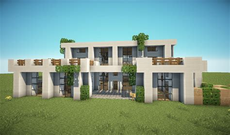 modern house pack  houses minecraft project