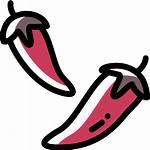 Pepper Chili Icon Flaticon Svg Icons