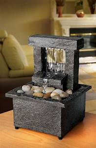 Cool Battery Operated Water Fountain – SAVARY Homes