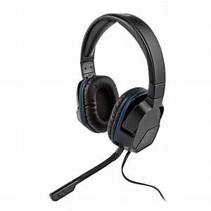 Gutes Ps4 Headset : pdp afterglow ps4 lvl 3 stereo gaming headset black 051 ~ Jslefanu.com Haus und Dekorationen