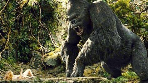 King Kong 2005 Gorilla