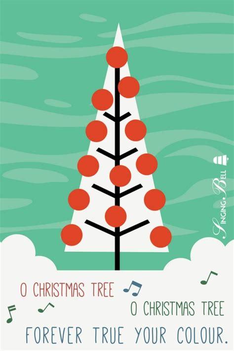 free christmas carols gt o christmas tree o tannenbaum
