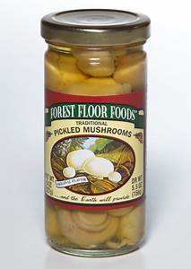 traditional pickled mushrooms forest floor foods With forest floor foods
