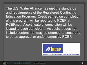 Kansas City's Overflow Control Program, 2012, u.s. water ...