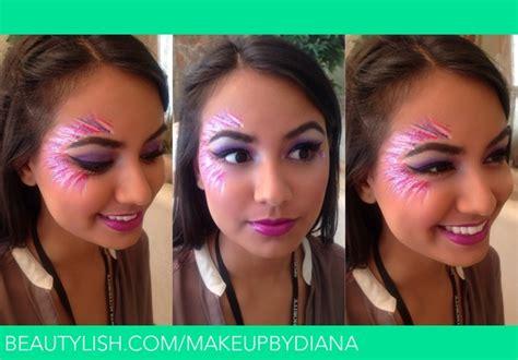 festival makeup diana  makeupbydiana photo