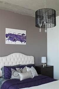 Richmond, Residence, Purple, Modern, Bedroom