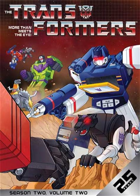 Promo Set Kulot Prime shout factory season 2 volume 2 dvd transformers