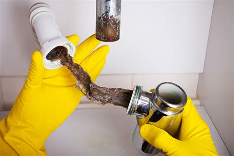 diy  damage   drain cleaning service