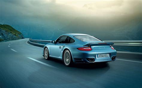 Porsche 911 Turbo S Coupe 2018