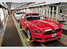 Ford may launch Mustang in India next year Livemint