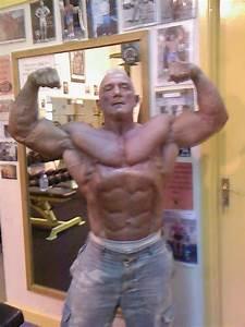 84 Year Old Bodybuilder