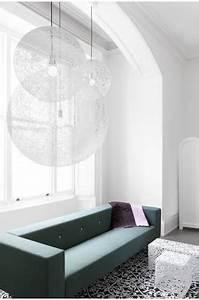 Suspension Boule Blanche : suspension luminaire boule blanche ~ Teatrodelosmanantiales.com Idées de Décoration