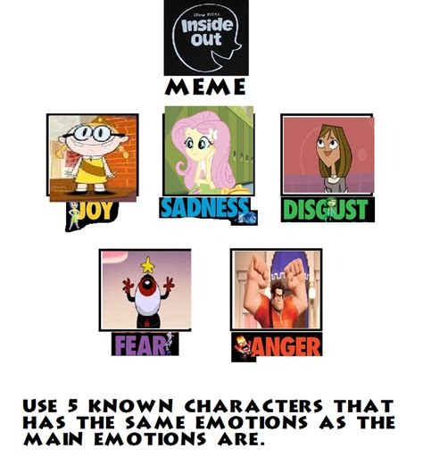 Inside Out Memes - my inside out meme by detective88 on deviantart