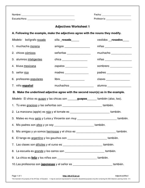 12 Best Images Of Comparative Adjectives And Adverbs Worksheets  Comparative Adverbs Worksheets
