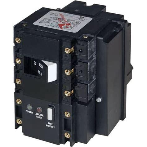 Blue Sea Systems Series Elci Main Circuit Breaker