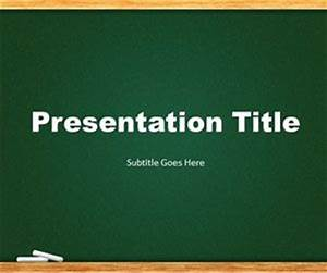 free chalkboard powerpoint templates free ppt With chalkboard powerpoint templates free download