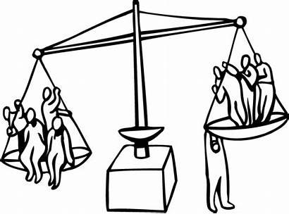 Scales Justice Keadilan Drawing System Criminal Injustice