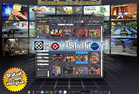 linux bureau télécharger romstation l 39 emulateur de jeux d 39 anciennes