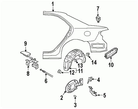 2006 Mazda 3 Parts by Mazda 3 Engine Parts Diagram Automotive Parts Diagram Images