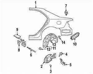 Mazda 3 Engine Parts Diagram