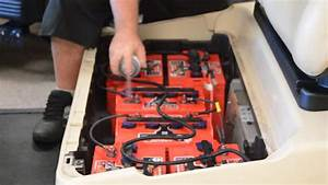 Protect Your Golf Cart Battery Terminals From Corrosion