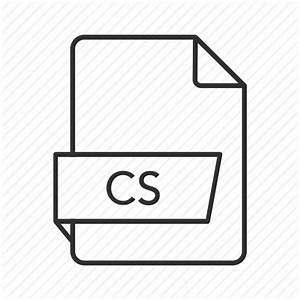 Code, code file, cs, cs icon, source code, visual c# ...