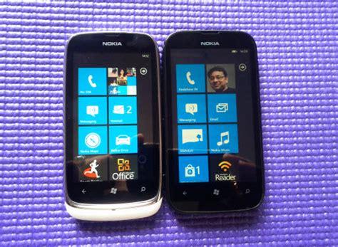 lumia 510 vs lumia 610 review comparison