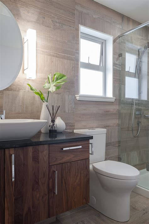 Transformation Renovation Wish List by Small Bathroom Renovation Loaded With Style Modern Home