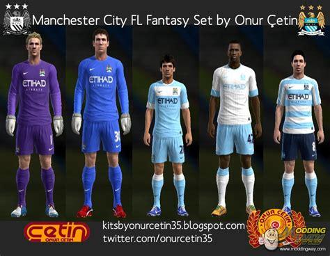 Manchester City Pes 2013