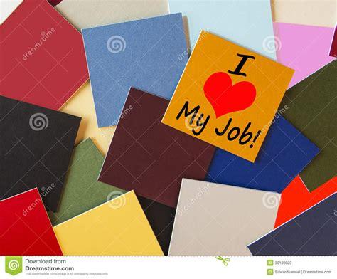 affaires de bureau j 39 aime mon travail pour l 39 everywhe d 39 affaires d