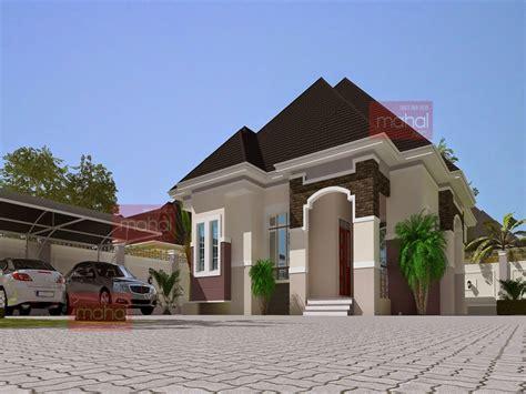 Luxury 3 Bedroom House Plans 3 Bedroom Bungalow Design In