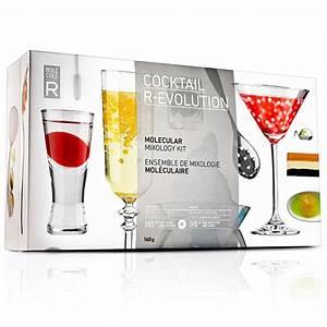 Kit A Cocktail : cocktail r evolution molecular mixology kit drinkstuff ~ Teatrodelosmanantiales.com Idées de Décoration