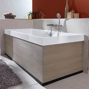 Habillage Baignoire Bois : faire habillage baignoire bois ~ Premium-room.com Idées de Décoration