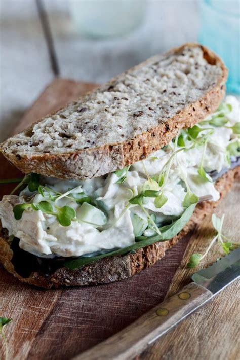Chicken Salad Sandwich Recipe Sandwiches Wraps And