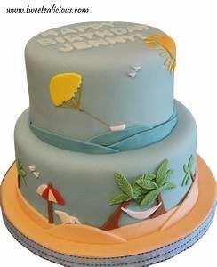 Beach Cake – Twee-tea-licious