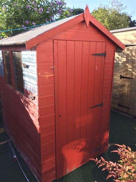 gumtree garden sheds 6 x 4 garden shed in bournemouth dorset gumtree