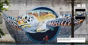 Google street art chambre237 for Explore google street art
