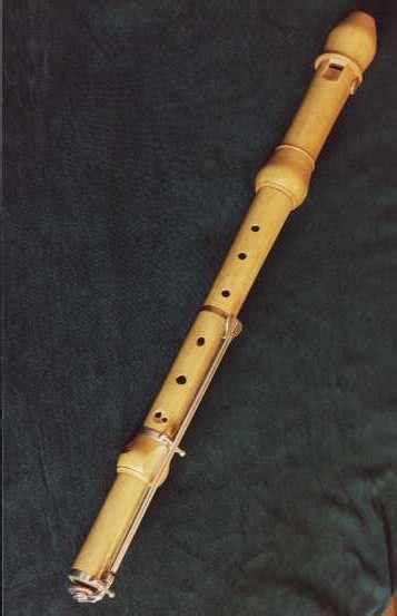 philippe bolton recorder maker modern tenor recorder