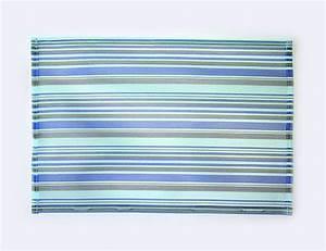 Set De Table Bleu : set de table plastique bayad re bleu ~ Teatrodelosmanantiales.com Idées de Décoration