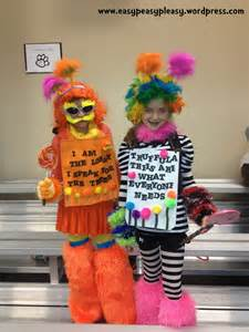 Lorax Dr. Seuss Character Costumes