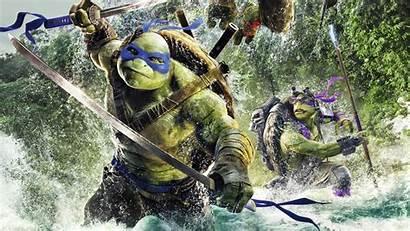 Ninja Turtles Tmnt Mutant Teenage 4k Shadows