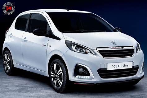 Peugeot 108 Gt Line  Look Sportivo Per Una City Car Agile